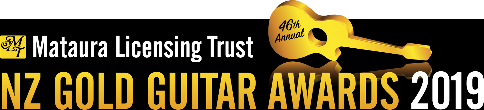 NZ Gold Guitar Awards Logo